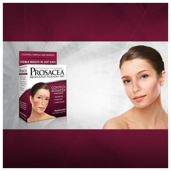 PROSACEA Medicated Rosacea Gel | Alva-Amco